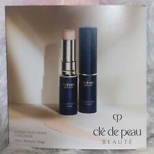 Cle De Peau Beaute Correcteur Visage Concealer 0.6g-Almond/Beige/Ivory-Sample~*
