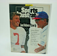 Sports Illustrated August 2, 1993 John Elway August 1993 Reggie Jackson Broncos