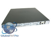 CISCO 2901-SEC/K9 Router - CISCO2901-SEC/K9 - LIFETEIME WARRANTY