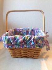Country Woven Collection Grand Easter Basket with Swivel Handle