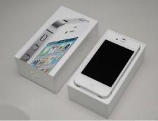 Beand NEW Apple iPhone 4s - 32GB - White (Unlocked)CDMA + GSM IOS Smartphone