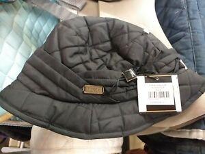 Ladies Toggi Hat Falkirk Choclate size small
