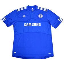 Adidas FC Chelsea Home Jersey 2009/2010 Ballack Fußball Trikot Samsung blau XXXL