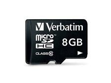 8GB MicroSDHC Camera Memory Card