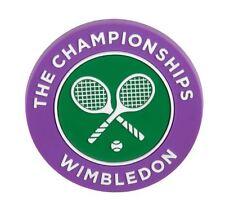 Wimbledon TENNIS Championship attraversato Racchette Magnete Nuovo di Zecca