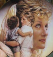 Diana Queen of Compassion Ha 2543 Franklin Mint Heirloom