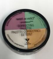 Wet & Wild photofocus Correcting Palette, #349 Color Commentary
