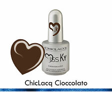 ChicLacq Cioccolato Smalto Semipermanente GEL Soak-Off Nail Polish Unghie KyLua