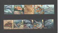 GB 2014 conjunto de sello de Pescado Sostenible