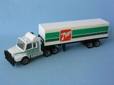 Matchbox Convoy Scania Box Truck Seven Up 7-Up Delivery Truck