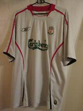 "Liverpool 2005-2006 Away Football Shirt Size Small 34""-36"" /20548"