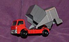 loose Matchbox #7  Refuse Truck  Lesney