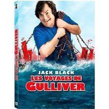DVD *** LES VOYAGES DE GULLIVER ***  avec Jack Black ( neuf sous blister )