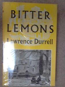 Bitter Lemons-Lawrence Durrell
