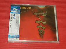 2016 AOR CITY 1000 LE ROUX So Fired Up Fergie Frederiksen JAPAN CD
