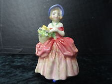 "Royal Doulton Figure - ""Cissie"" HN 1809 Issued 1937-1993"