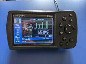 GARMIN 396 with Antennas and Accessories