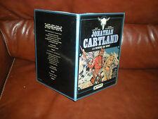 JONATHAN CARTLAND 5 LA RIVIERE DU VENT - EO 1979 DEDICACES BLANC-DUMONT + HARLE