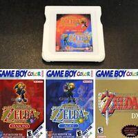Nintendo DS -  GBC  classics 3 in 1 The Legend of Zelda .