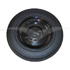 """Solid Rubber Cement Mixer Wheel 16/"""" Dia x 1.1//4/"""" Bore"""