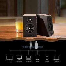 USB 2.0 Multimedia Boxen Mini Lautsprecher Subwoofer für PC Notebook Laptop