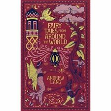 Fairy Tales from Around the World (Barnes & Noble Omnibus Leatherbound Classics) by Andrew Lang (Hardback, 2014)