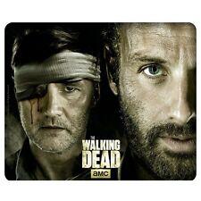 The walking dead-Mausmatte tapis de souris-rick Grimes vs. the Governor - 23 x 19 CM