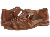 Hush Puppies Women's Chardon Fisherman Comfort Sandals Tan Leather, Pick A Size