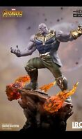 Sideshow Thanos - Avengers 1/10 scale statue by Iron Studios. BRAND NEW & SEALED