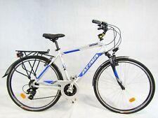 bicicletta uomo trekking city bike ATALA DISCOVERY FS 21V forcella ammortizzata