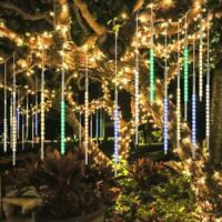 Meteor Rain LED cadena de luces Globo Boda Navidad Decoración Fiesta Lámpara Nue