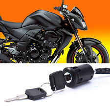 Motorcycle Ignition Key Barrel Switch Electric Door Lock Key Quad Dirt Bike