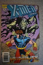 X-Men 2099 #16 Halloween Jack Marvel 1995