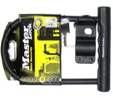 Antivols de vélo noir Master Lock