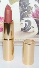 ESTEE LAUDER Tiger Eye #186 Pure Color Long Lasting Lipstick in Gold Container