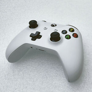 Original Microsoft Xbox One Wireless Controller White - Model 1708 *USED*