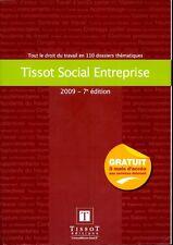 Tissot social entreprise 2009