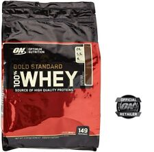 Optimum Nutrition 100 Whey Gold Standard 2273g Erdbeere