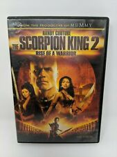 The Scorpion King 2 Rise of a Warrior DVD Randy Couture
