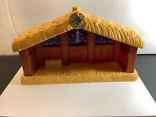 Fisher Price Little People NATIVITY STABLE ONLY