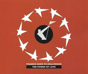 FRANKIE GOES TO HOLLYWOOD (FGTH) - The power of love - 4 Tracks