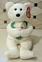 TY Beanie Baby Dear One DOB May 8, 2005 MWMT Free Shipping