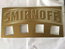 Smirnoff Glasses/Steins/Mug Collectable Shot Glasses