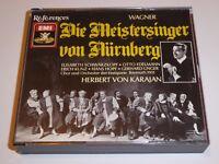 Wagner - Die Meistersinger Von Nurnberg - Festpiele Bayreuth 1951 Karajan 4x CD