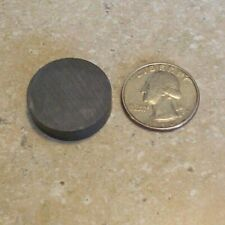 Hard Ferrite Magnets 1 Inch 254 X 64mm Round Ceramic Disc Magnets Hobby Craft