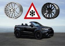 Impaktus Winterräder Range Rover Evoque + Cabrio 20 Zoll mit 235/45 R20 M+S
