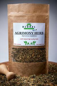 Agrimony Herb (Agrimonia eupatoria) Sticklewort Rzepik ziele 50g