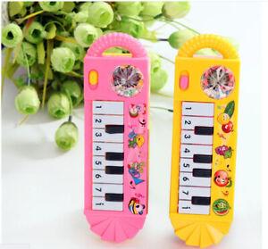 Kids Mini Electronic Piano Keyboard Musical Toy Xmas Gift