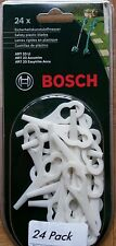 2 x 24 = 48 Genuine BOSCH ART23 White Strimmer Blades F016800177 3165140349383#V