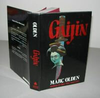 Marc Olden / GAIJIN 1st Edition 1986
